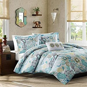 Amazon Com Tamil Comforter Set Size Twin Twin Extra
