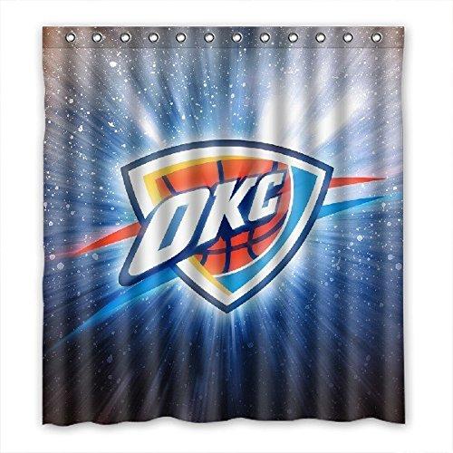 Oklahoma City Thunder Curtain Thunder Curtain Thunder