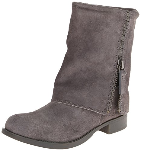 Nine West Women'S Thomasina Boot,Grey,6.5 M Us