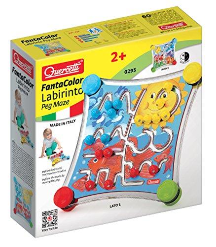 Quercetti Fantacolor Labyrinth Puzzle
