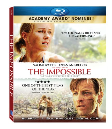 The Impossible [Blu-ray] Cover Art