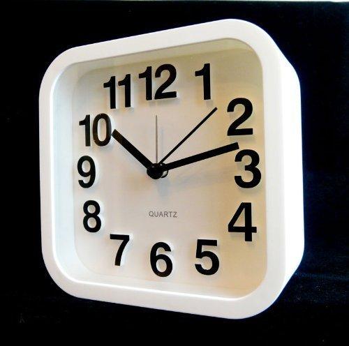 Design Wecker elektronisches Quarzlaufwerk alarm clock MHT454W online bestellen