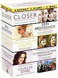 echange, troc Coffret Julia Roberts : closer , erin brockovich , ma meilleure ennemie , le mariage de mon meilleur ami , couples de stars