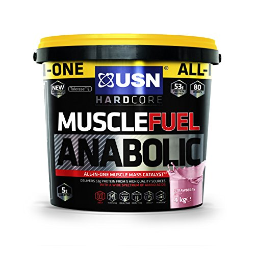 usn-muscle-fuel-anabolic-4000-g-strawberry-lean-muscle-gain-shake-powder