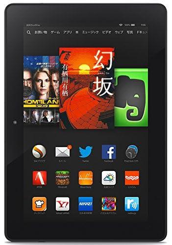 Fire HDX 8.9タブレット (ニューモデル)―16GB