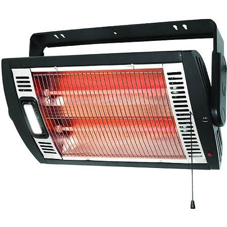 Optimus Electric Garage/Shop Ceiling or Wall-Mount Utility Heater, HEOP9010 (Garage Heaters Optimus compare prices)
