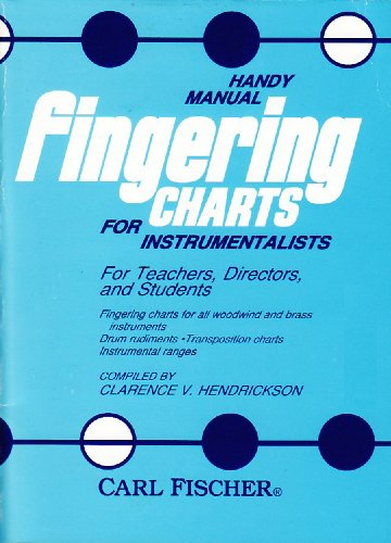 Handy Manual Fingering Chart