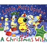 Little Miss Spider's Christmas Wish