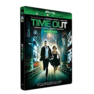 Time Out - Combo Blu-ray + DVD + Copie digitale - Boitier mtal dition limite [Blu-ray]