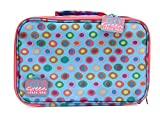 Go Green 5 Compartment Leakproof Lunch Box & Case (Confetti)