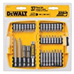 DEWALT 37-Piece Screwdriving Set with...