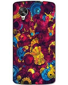 Hugo LG Nexus 5 Back Cover