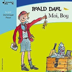 Moi, Boy | Livre audio