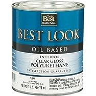 - W54V00701-13 Best Look Polyurethane-INT GLS POLYURETHANE