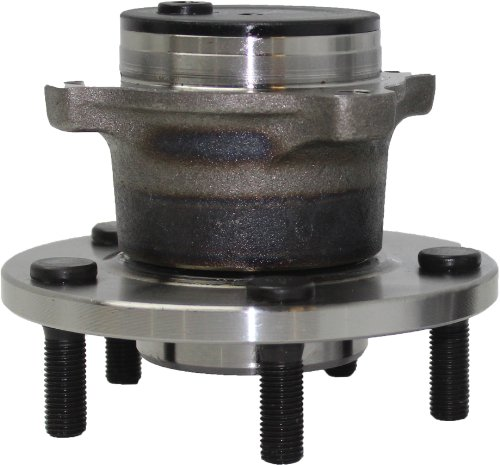 Brand New Rear Wheel Hub and Bearing Assembly 2004-08 Mazda 3 5 Bolt W/o ABS 512348 (Mazda 3 Rear Wheel Bearing compare prices)