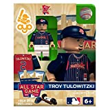 Troy Tulowitzki National League Shortstop #2 All-Star Game OYO Minifigure