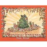 Corgiville Christmas ~ Tasha Tudor