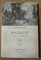 Bazeilles 31 août - 1er septembre 1970 by…