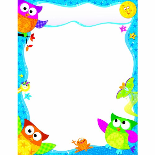 Owl-Stars! Learning Chart