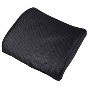 Amazon.com - Eozy Memory Foam Lumbar Back Support Cushion