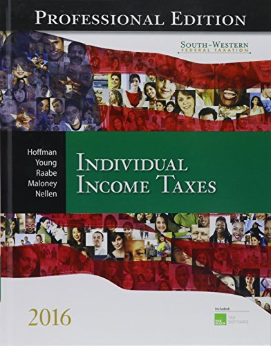 south-western-federal-taxation-2016-individual-income-taxes-professional-edition-with-hr-block-cd-ro