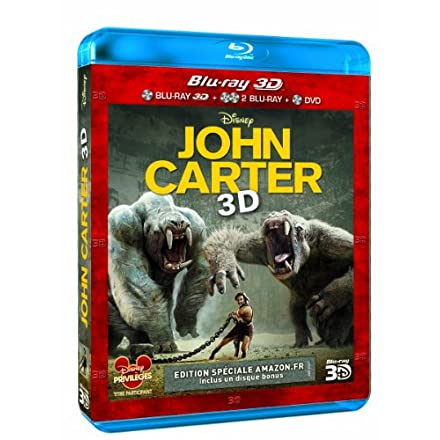 [MULTI] John Carter 2012 3D [MULTI] [BLURAY 1080p 2D & 3D]