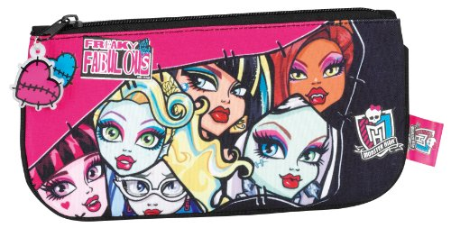 Monster High Federtasche Monster High Schlamperrolle Kosmetiktasche Draculaura 2013