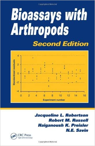 Bioassays with Arthropods, Second Edition