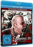 Image de Skinning 3d - Wir Sind das Gesetz [Blu-ray] [Import allemand]