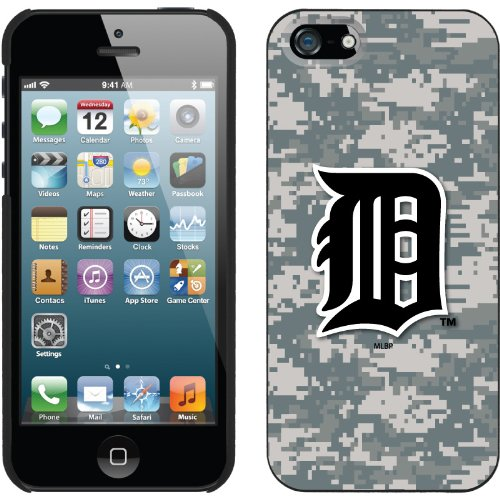Great Price Detroit Tigers - Digi Camo design on a Black iPhone 5 Thinshield Snap-On Case by Coveroo