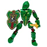 Lego Stories & Themes Knights Kingdom: Rascus Joker Monkey (8784)