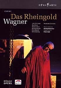 Das Rheingold (Sous-titres français) [Import]