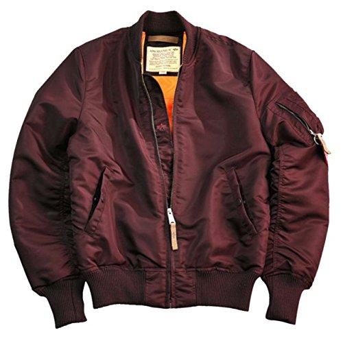 Alpha Ind. Frauen-Jacke MA-1 VF 59 Wmn – burgundy jetzt kaufen