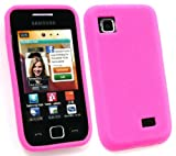 FLASH SUPERSTORE SAMSUNG S5250 WAVE 525 SILICON CASE/COVER/SKIN HOT PINK