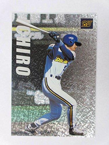 カルビー1999 プロ野球チップス スペシャルカード No.SP-21 イチロー/オリックス
