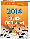 Kreuzwortr�tsel 2014: Kreuz und quer durchs Jahr