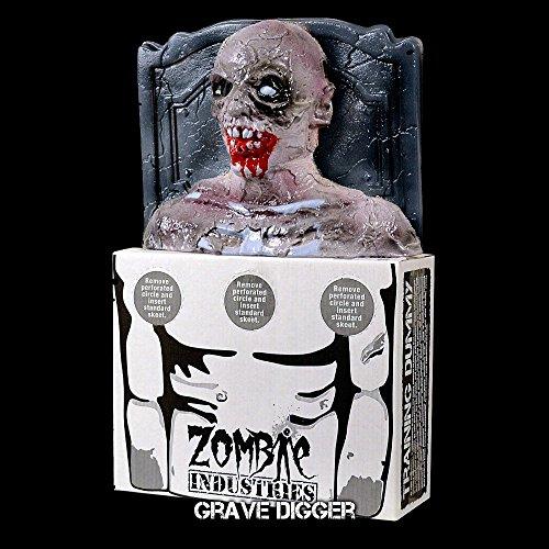 Grave Digger 3-D Zombie Target