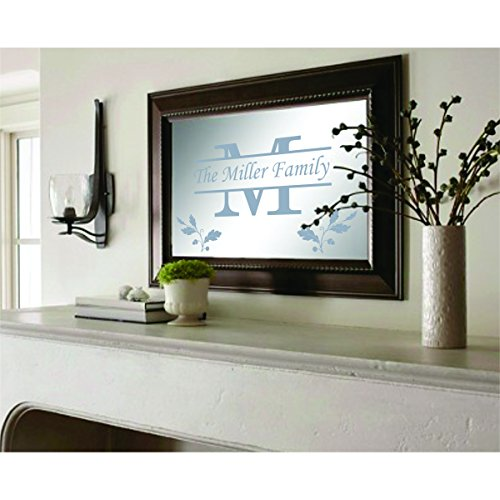 Decorative Mirror Frame