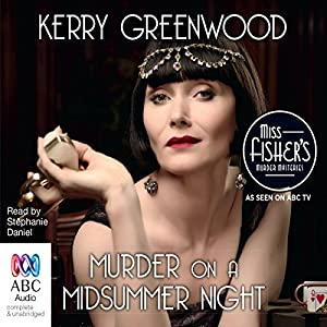 Murder on a Midsummer Night | [Kerry Greenwood]