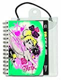 National Design Disney Fairies Deluxe Autograph Book and Pen (12470A)