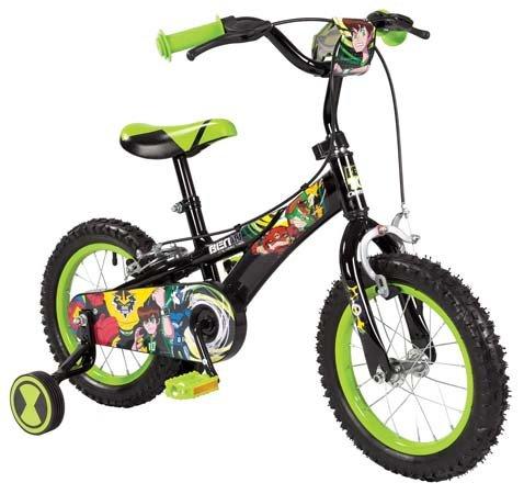 Ben 10 omniverse 14 pouces vélo pour enfants
