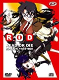 echange, troc R.O.D - Read or Die