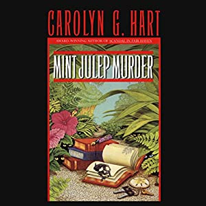 Mint Julep Murder Audiobook