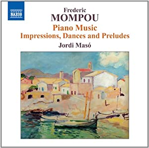 V 6: Mompou Piano Music