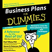 Business Plans for Dummies, Second Edition | [Paul Tiffany]