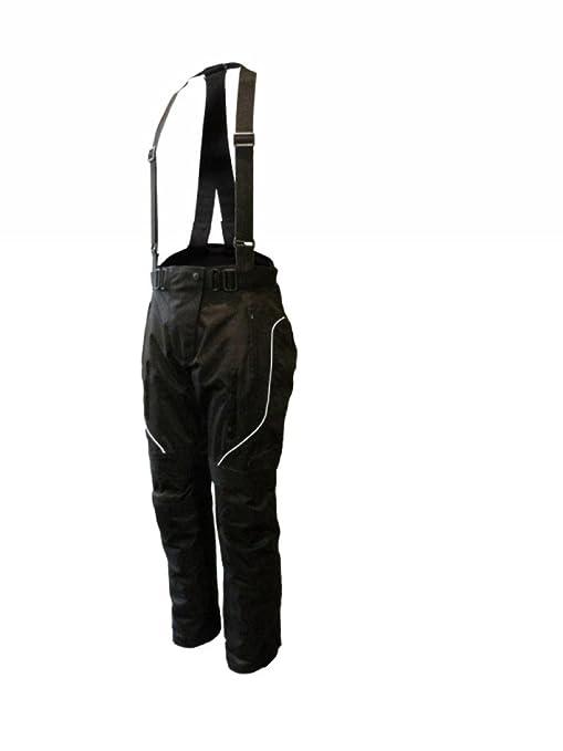 Pantalon Moto Futal Cordura Noir Taille M