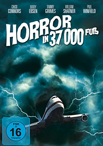 Horror in 37.000 Fuß