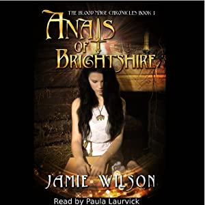 Anais of Brightshire Audiobook