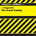 The Great Gatsby: CliffsNotes (       UNABRIDGED) by Kate Maurer, Ph.D. Narrated by Joyce Bean