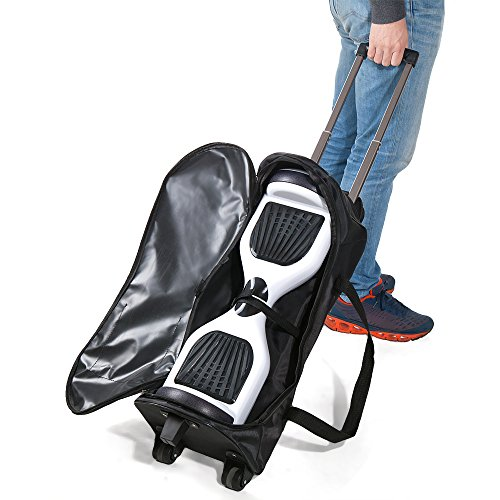 Michael Josh Durable Waterproof Bag Luggage Case Backpack for Electric Two Wheels Smart Self Balancing Scooter Board